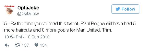 """Pogba bị chỉ trích, """"siêu cò"""" vẫn khẳng định MU sẽ vô địch - 3"""