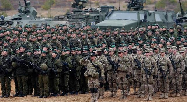 NATO điều 4.000 quân răn đe đến gần biên giới Nga - 1