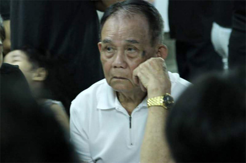 Người bố 95 tuổi đau đớn kể lúc cuối đời của Minh Thuận - 1