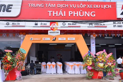 Bridgestone lăn bánh an toàn tại Tây Ninh – trải nghiệm sự chăm sóc hoàn hảo - 1