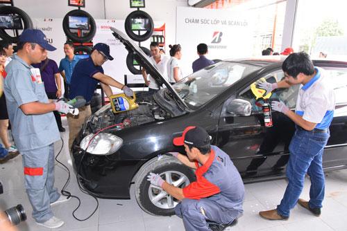 Bridgestone lăn bánh an toàn tại Tây Ninh – trải nghiệm sự chăm sóc hoàn hảo - 2