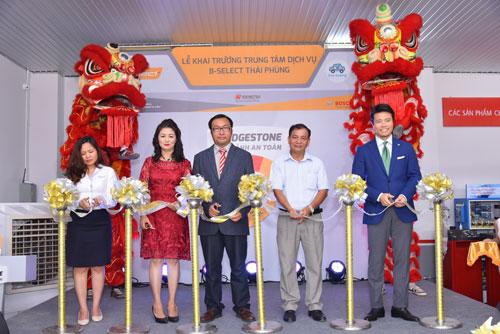 Bridgestone lăn bánh an toàn tại Tây Ninh – trải nghiệm sự chăm sóc hoàn hảo - 4