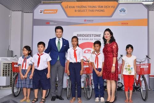 Bridgestone lăn bánh an toàn tại Tây Ninh – trải nghiệm sự chăm sóc hoàn hảo - 6