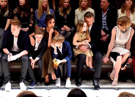 Gia đình như gánh xiếc rong của nhà David Beckham - 3