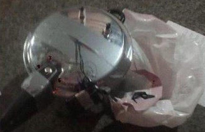 Bom khiến 29 người bị thương ở Mỹ chế từ dụng cụ nấu ăn - 1