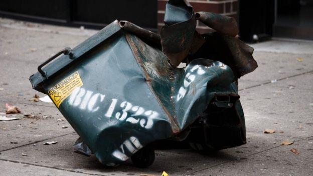 Bom khiến 29 người bị thương ở Mỹ chế từ dụng cụ nấu ăn - 2