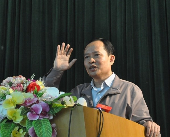 """Bí thư Thanh Hóa Trịnh Văn Chiến phủ nhận thông tin có """"bồ nhí"""" - 1"""