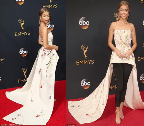 Siêu mẫu ngực trần cuốn hút tại thảm đỏ Emmy - 17