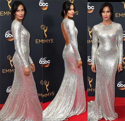 Siêu mẫu ngực trần cuốn hút tại thảm đỏ Emmy - 18