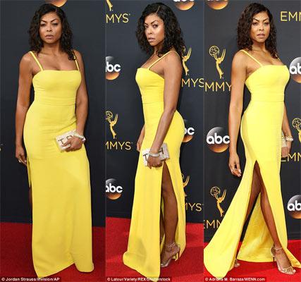 Siêu mẫu ngực trần cuốn hút tại thảm đỏ Emmy - 19
