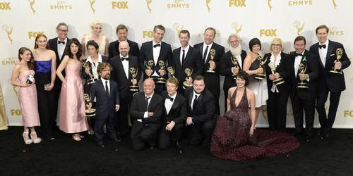 """""""Trò chơi vương quyền"""" lập kỷ lục với 38 giải Emmy - 2"""