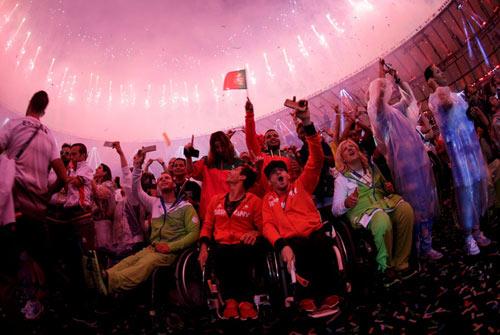 Bế mạc Paralympic: Kỳ tích Việt Nam trên Nhật Bản - 6