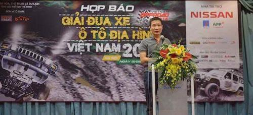 Đăng Quang Watch đồng hành cùng Vietnam Offroad Cup - VOC 2016 - 2