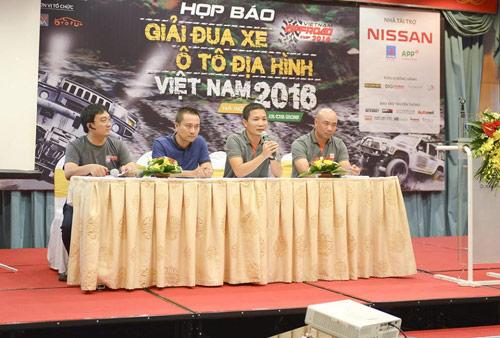 Đăng Quang Watch đồng hành cùng Vietnam Offroad Cup - VOC 2016 - 3