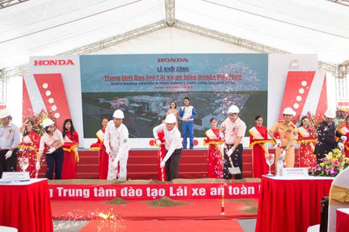 Sẽ có trung tâm đào tạo Lái xe an toàn hiện đại nhất Việt Nam trong năm 2017 - 1