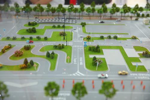 Sẽ có trung tâm đào tạo Lái xe an toàn hiện đại nhất Việt Nam trong năm 2017 - 6