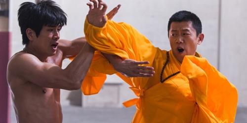 Phim mới về Lý Tiểu Long gây tranh cãi dữ dội - 4