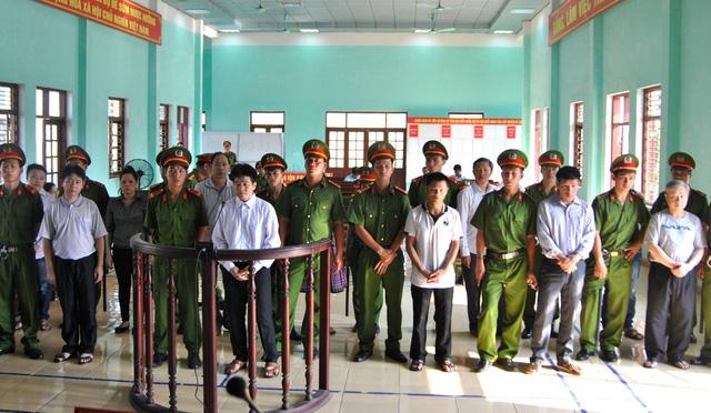 Xét xử Tàng Keangnam: Các bị cáo khai tình tiết bất ngờ - 1