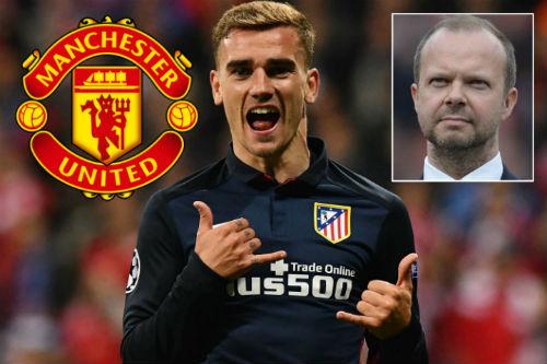 MU chơi tệ, Mourinho quyết mua Griezmann 80 triệu bảng - 1