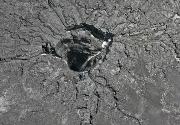 """Mỹ: Xuất hiện hố """"phóng xạ"""" khổng lồ gây rò rỉ chất thải - 1"""