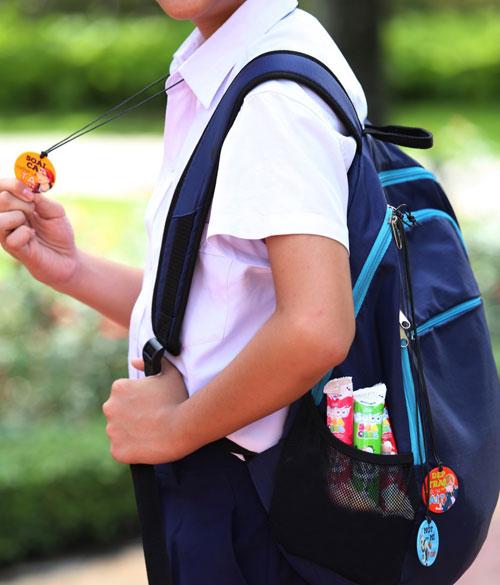 Tiết lộ phụ kiện đang làm mưa làm gió trong giới học trò: Dây đeo đa năng Subo! - 7