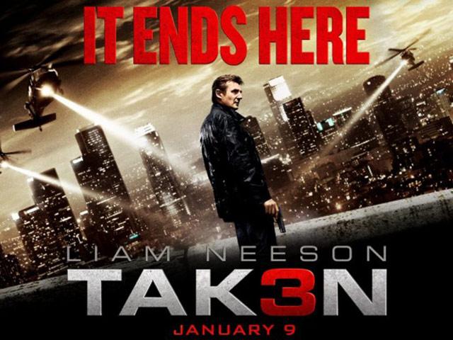 Trailer phim: Taken 3 - 1