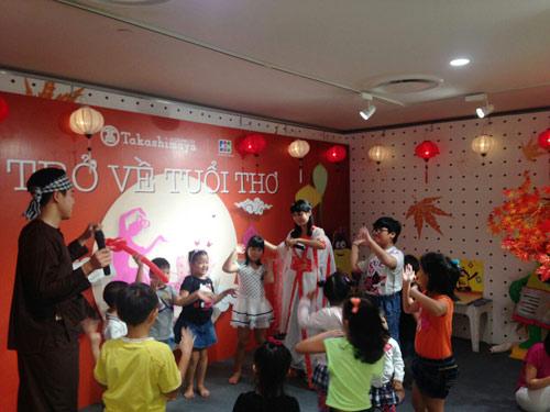 Món quà Trung thu ý nghĩa từ Takashimaya tại Sài Gòn - 4