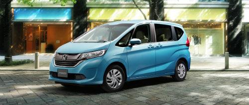Honda Freed 2016 chính thức lên kệ, giá 410 triệu đồng - 1