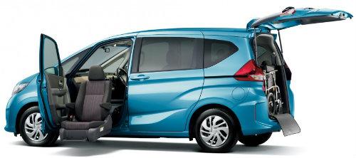 Honda Freed 2016 chính thức lên kệ, giá 410 triệu đồng - 4