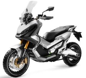 2017 Honda X-ADV Adventure scooter đi vào sản xuất - 3