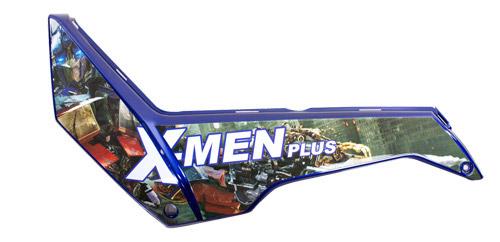 """""""Say như điếu đổ"""" với chiếc xe máy điện X-men Plus 2016 - 2"""