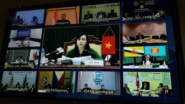 Bộ Y tế VN họp khẩn chống virus Zika cùng các nước Asean - 1