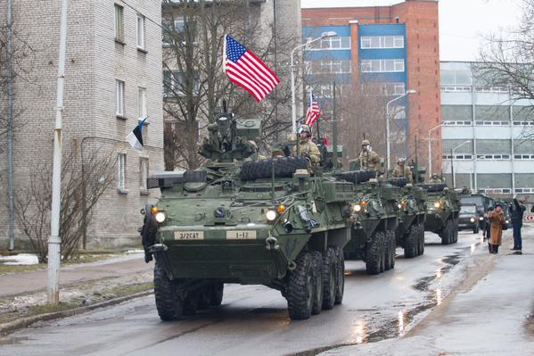 5 lý do Mỹ sẽ thua trong cuộc chiến với Nga ở châu Âu - 2