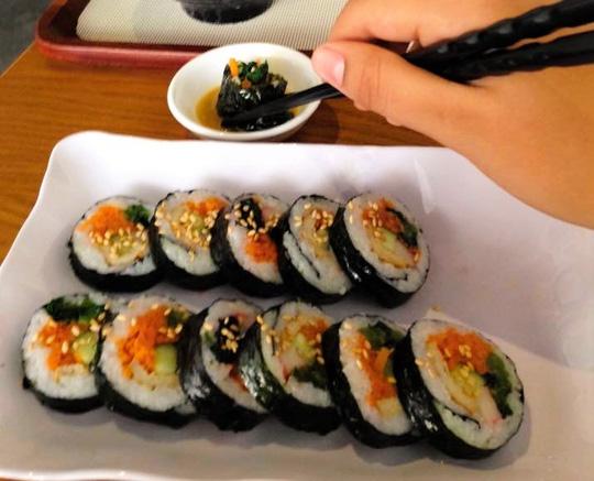 Những món ăn Hàn Quốc gây sốt trong giới trẻ - 4
