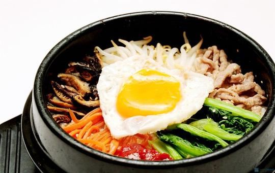 Những món ăn Hàn Quốc gây sốt trong giới trẻ - 3