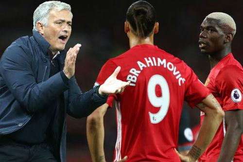 MU - Mourinho thua liểng xiểng vì… lười chạy - 2