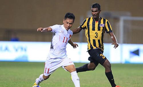 U19 Việt Nam - U19 Malaysia: Tưng bừng 10 phút cuối - 1