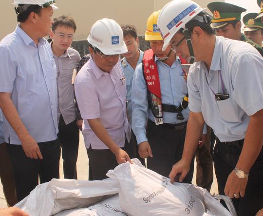 Bộ Công Thương: Không cấp phép cho Formosa nhập bùn bô xít - 1