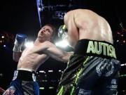 """Boxing: """"Vua knock-out"""" hạ """"Độc cô cầu bại"""" Anh"""
