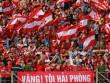 V-league: CĐV Hải Phòng tràn xuống sân ăn mừng như vô địch