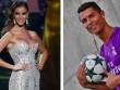 """""""Sát thủ tình trường"""" Ronaldo lộ bạn gái hoa hậu"""