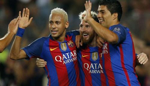 Liga trước vòng 5: Kỉ lục chờ Real, đại chiến ở Nou Camp - 2