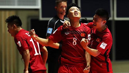 ĐT Futsal Việt Nam – Nga: Thử thách lớn trước số 3 thế giới - 1