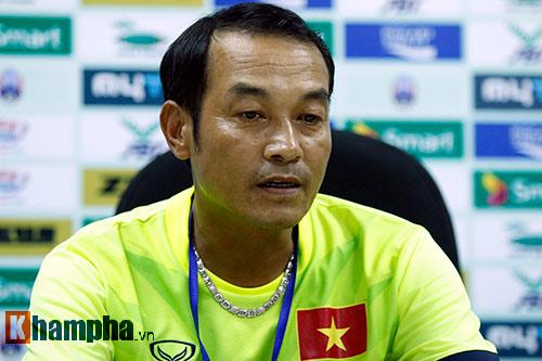 """HLV đội U16 Việt Nam tiết lộ """"bí kíp"""" đánh bại Úc - 1"""