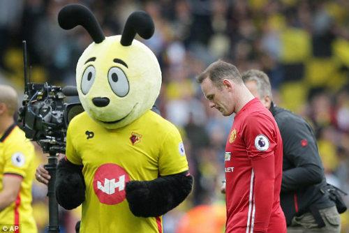 MU: Nếu Guardiola về MU, Rooney không có cửa đá chính - 1