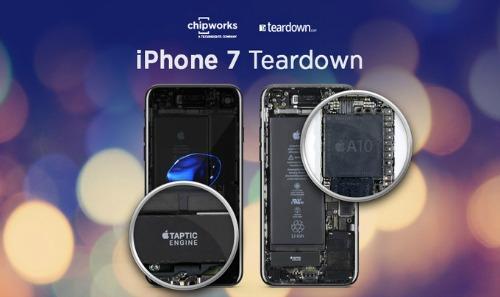 """""""Giải phẫu"""" Apple iPhone 7, hé lộ bí mật về chip A10 - 1"""
