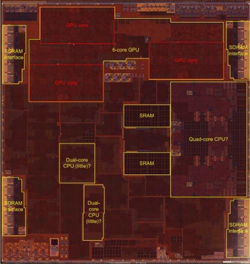 """""""Giải phẫu"""" Apple iPhone 7, hé lộ bí mật về chip A10 - 3"""