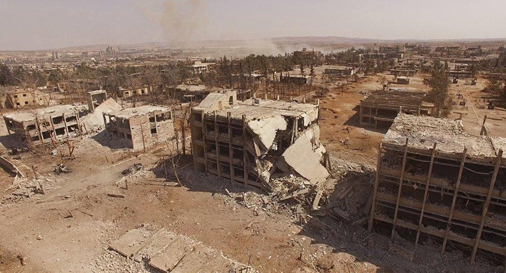 Nga và Mỹ họp khẩn vì lệnh ngừng bắn ở Syria bị vi phạm - 1