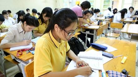 Phương án thi THPT quốc gia: Càng khiến học sinh học lệch - 1