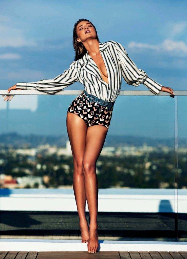 Bí quyết khỏe đẹp mỹ miều như giai nhân Miranda Kerr - 4